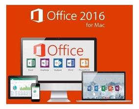 Ms Office Mac Book Licença Vitalícia