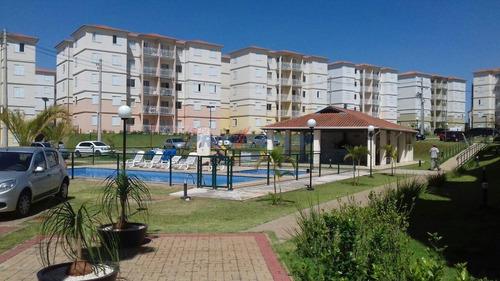 Apartamento À Venda Em Chácara Bela Vista - Ap249181