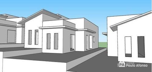 Casa Com 2 Dormitórios À Venda, 50 M² Por R$ 210.000,00 - Estância Poços De Caldas - Poços De Caldas/mg - Ca0484