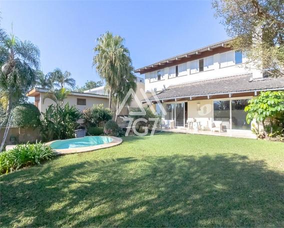 Linda Residencia Com Vista Para A Praça Vinicius De Morais - Ca00793 - 34518574