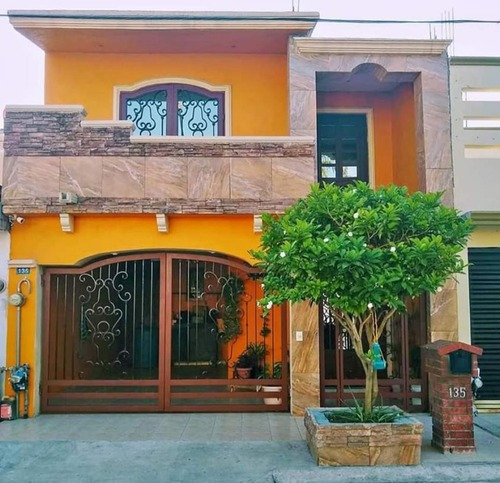 Casa En Venta Jardines De San Andres En Apodaca