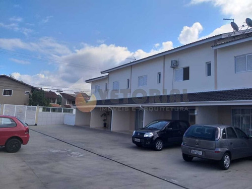 Sobrado Com 2 Dormitórios À Venda, 71 M² Por R$ 330.000 - Massaguaçu - Caraguatatuba/sp - So0338