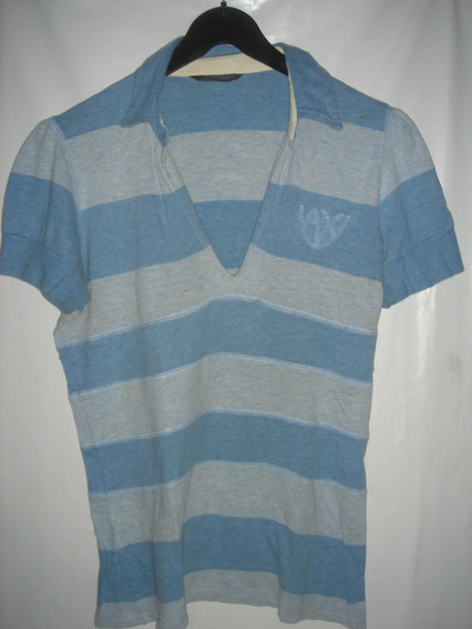 Camiseta Da Armani Exchange Made In Peru Tam M