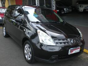 Nissan Livina 1.6 S Flex 5p