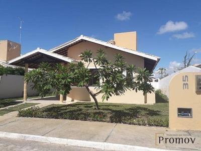 Casa Com 3 Dormitórios Para Alugar Por R$ 1.300/mês - Zona De Expansão (aruana) - Aracaju/se - Ca0433