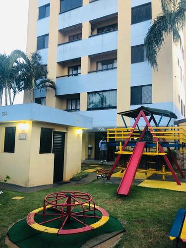 Apartamento Em Jardim Casablanca, São Paulo/sp De 59m² 2 Quartos À Venda Por R$ 230.000,00 - Ap643954