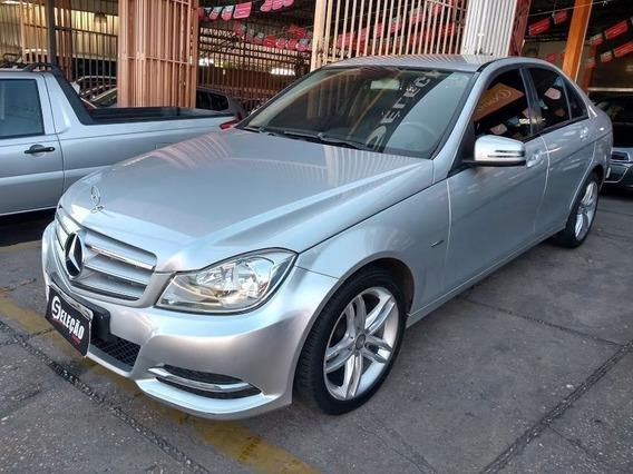 Mercedes-benz C 180 1.6 Cgi Classic 16v Turbo Gasolina 4p
