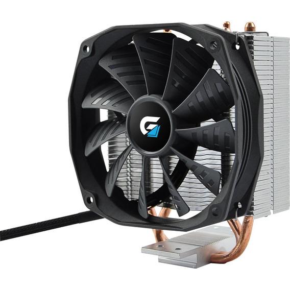 Cooler Cpu Air2 Fortrek | Preto | Frete Grátis
