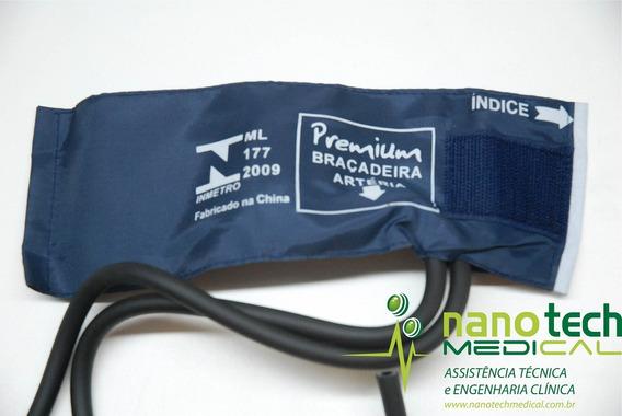 Braçadeira Nylon Premium Infantil Para Aparelho De Pressão