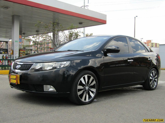 Kia Cerato Forte Cx 2.0 At Full Equipo