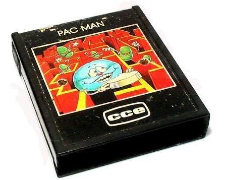 Cartucho Atari