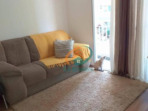 Apartamento Com 2 Dormitórios À Venda, 47 M² Por R$ 290.000,00 - Vila Carrão - São Paulo/sp - Ap3587