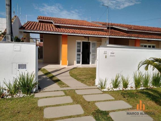 Casa Em Itanhaém Praia - Casa Dos Sonhos - 3 Min Do Mar