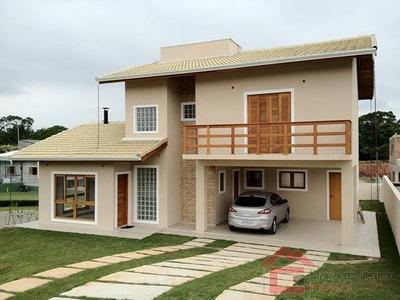Venda - Casa Em Condomínio Terras De Santa Adelia / Vargem Grande Paulista/sp - 2913