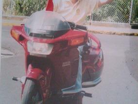 Moto Honda Pc800cc Baby Gold Wind