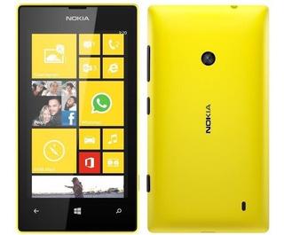 Celular Nokia Lumia 520 Movistar Con Defecto | Teléfono