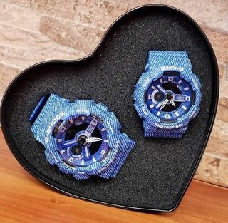 Reloj Casio G-shock , Baby-g Para Damas Y Cab Parejas
