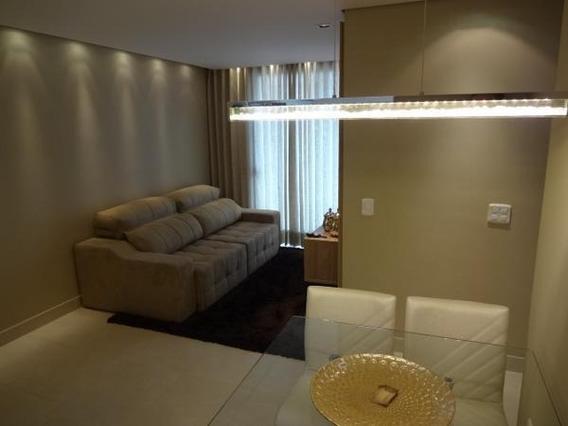 Apartamento Com 3 Quartos Para Comprar No Centro Em Betim/mg - 13288