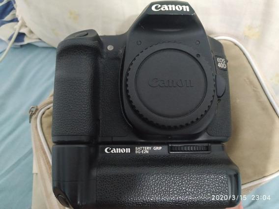 Máquina Fotográfica Canon Eos40d