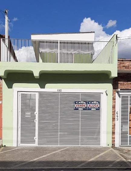Sobrado Com 4 Dormitórios À Venda, 121 M² Por R$ 500.000,00 - Itaquera - São Paulo/sp - So14947