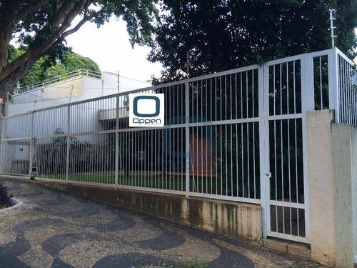 Imagem 1 de 30 de Casa  Excepcional, Jardim Guanabara, Campinas. - Ca0049