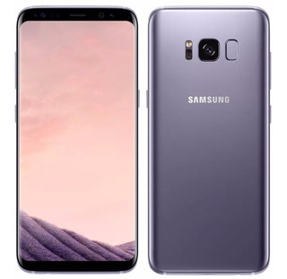 Celular Samsung Galaxy S8 64gb Caja + Wireless Grado B