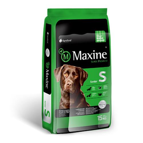 Comida Perro Maxine Senior De 15kg + Envío Gratis
