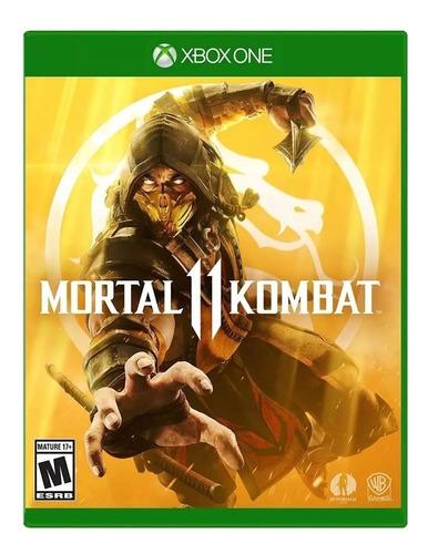 Mortal Kombat 11 Standard Edition Warner Bros Xbox One Físico
