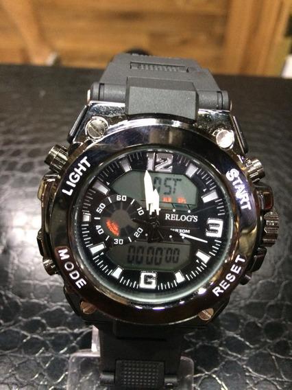 Relógio Masculino Aprova Dágua Super Barato Original