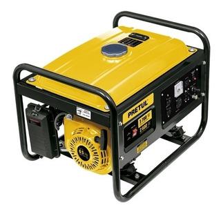 Generador Electrico A Gasolina, 2,600 W - Pretul 24355