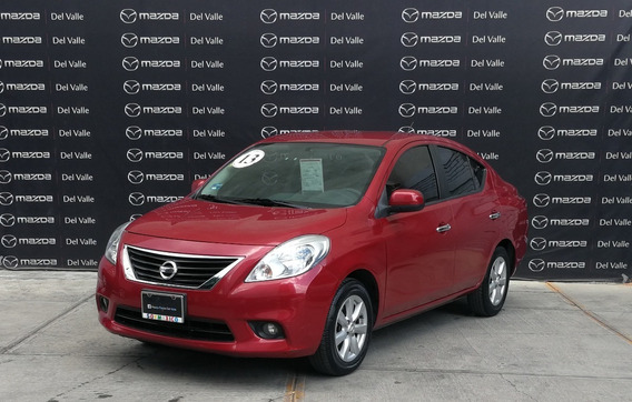 Nissan Versa 2013 Exclusive T/a Ac (25)