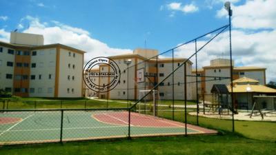 Apartamento A Venda No Bairro São Dimas Em Guaratinguetá - - Ap112-1