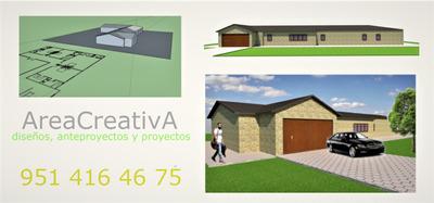 Diseños Y Anteproyectos Para Tu Casa O Negocio