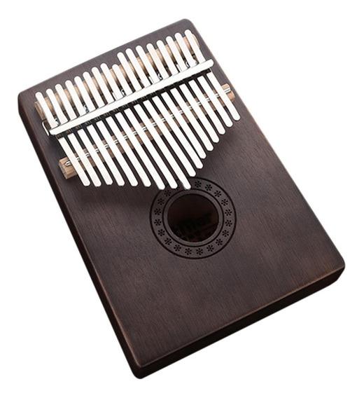 17 Chaves Madeira Kalimba Acácia Piano Polegares Link Alto-f