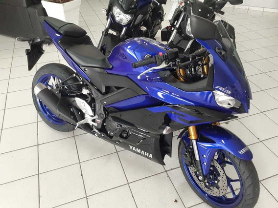 Yamaha Yzf R3 Abs 2020 0km