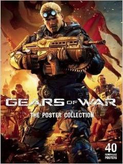 Set 40 Posters Gears Of War Desprendibles War-torn Y + *full