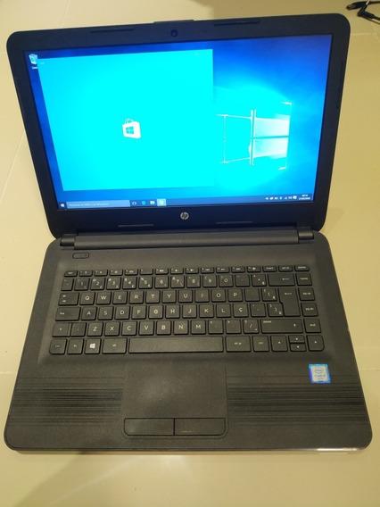 Notebook Hp 240 G5 Intel Core I5 6200u Hd 500gb 8gb Hdmi 14p
