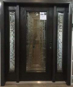 Puerta Principal De Fibrade Vidrio Americana
