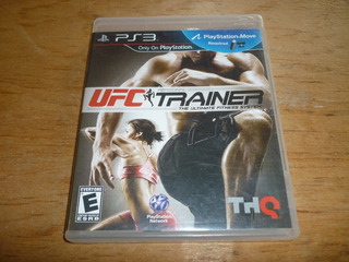 Ufc Personal Trainer Ps3 Playstation 3