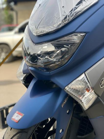 Yamaha N-max Edición Especial