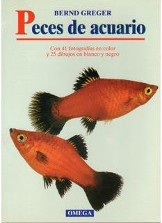 Peces De Acuario(libro Peces Y Acuarios)