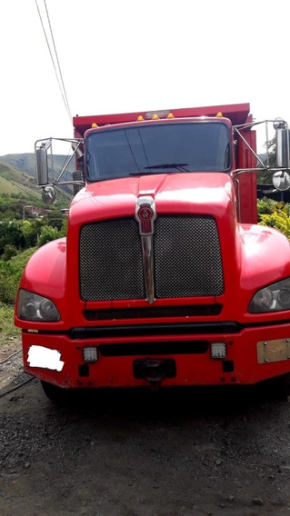 Volqueta Kenworth Doble Troque T460 2012