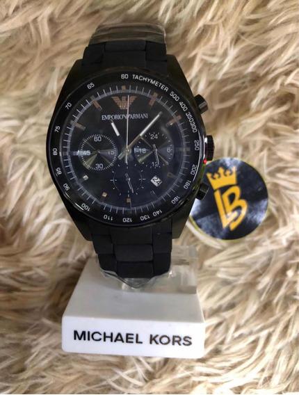 Relógio Ar5981 Emborrachado, Original, Garantia Com Caixa