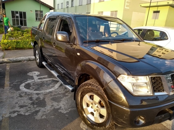 Nissan Frontier 2.5 Le Cab. Dupla 4x4 4p 2012