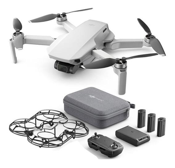 Drone Dji Mavic Mini Fcc Combo 3 Baterias - Envio Imediato