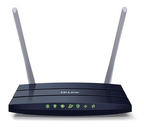 Router Wifi Tp-link Archer C50 Dual Band Ac1200 867/300mbps