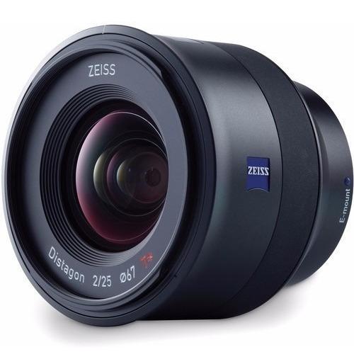 Zeiss Batis 25mm F/2 Lens For Sony E Mount Lente Lens