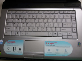 Notebook Toshiba Satellite A205 - Nao Liga