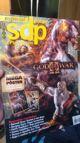 Pôster God Of War Super Dicas Playstation 2007