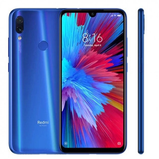 Xiaomi Note 7 4gb Ram 64gb 4g 48.0mp + 5.0mp Global + Nf-e